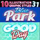 10 Illustrator Graphic Styles Vol.31