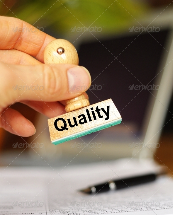 quality - Stock Photo - Images