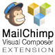 MailChimp Subscribe Form Visual Composer Extension