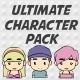 Cute Characters Creator Pack