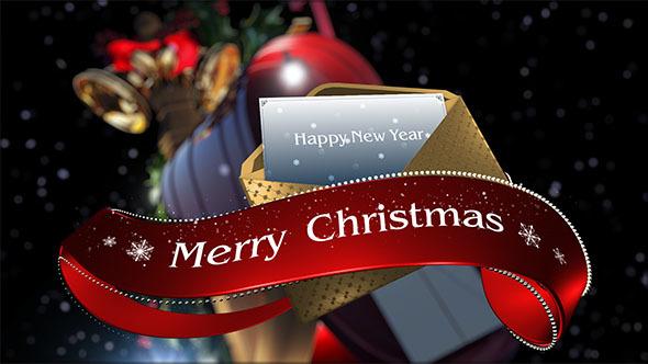 New Year mailbox greetings
