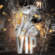 VIP New Years Eve Party Flyer Template