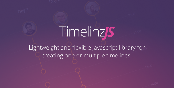 TimelinzJS – lightweight timeline maker (Calendars) images