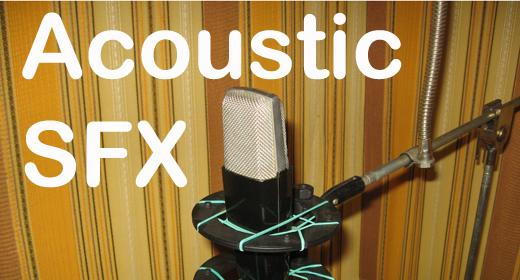 Acoustic SFX