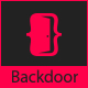 Backdoor - Browser Based Code Editor