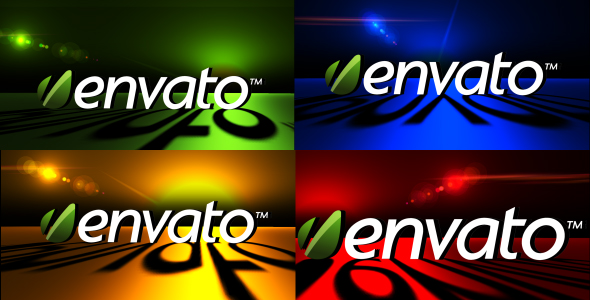 After Effects Project - VideoHive Logo Shadow 165400