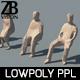 Lowpoly People