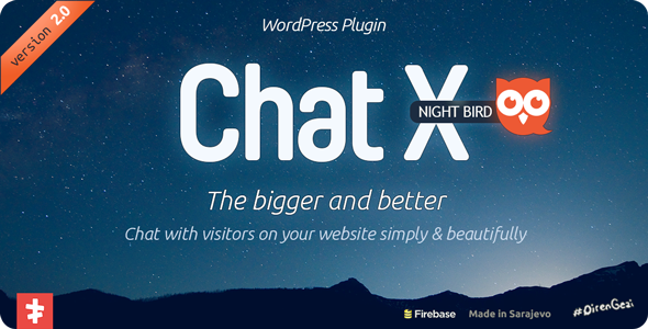 WordPress Chat X plugin - CodeCanyon Item for Sale