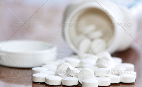 Painkiller - Stock Photo - Images