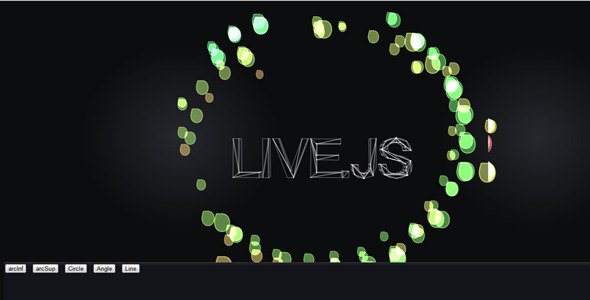 CodeCanyon Animation Particles Text 1389813