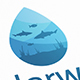 Underwater World  Logo Template