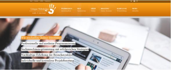 Neuburg webdesign