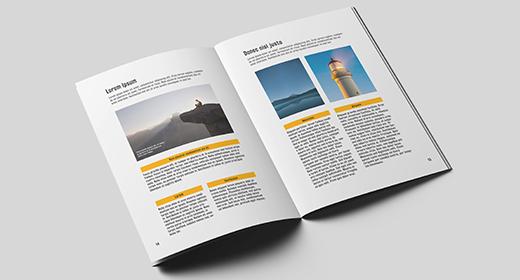 Brochure | Catalogue Mock-Up