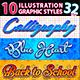 10 Illustrator Graphic Styles Vol.32