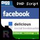 SocialBookmarker | PHP Script