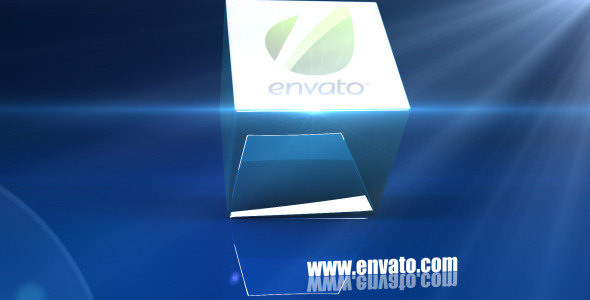 After Effects Project - VideoHive 3D Cube Logo Intro 1390850