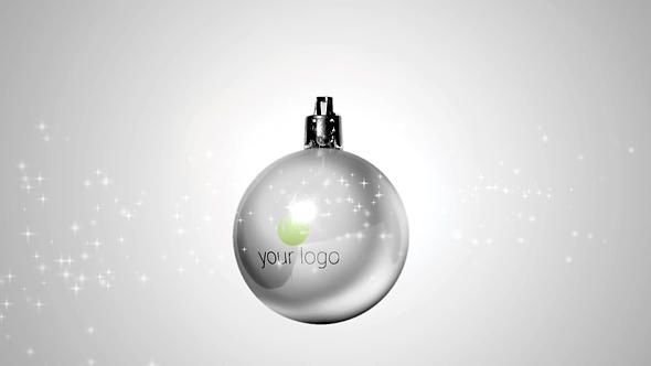 White Clean Christmas 3D