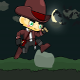 Scary Cowboy Run-AdMob-Chartboost-LeaderBoard