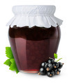 Black currants jam - PhotoDune Item for Sale