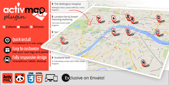 Download Activ'Map 1.6 Stores Locator - Responsive Gmaps nulled download