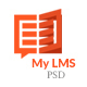 My LMS - Education & Campus PSD Template - ThemeForest Item for Sale