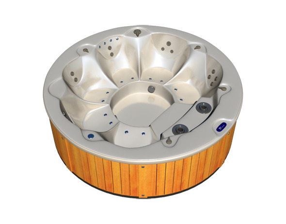 Hot Tub AMC 2340 - 3DOcean Item for Sale