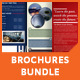 Trifold Brochures Bundle 2 - GraphicRiver Item for Sale