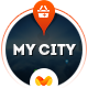 MyCity - Geolocation directory and events guide - ThemeForest Item for Sale