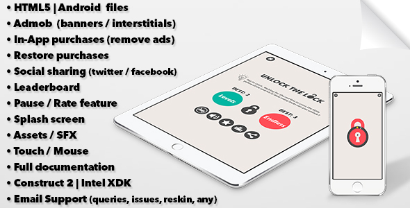 Download Unlock the Lock nulled download