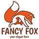 Fancy Fox Logo Template