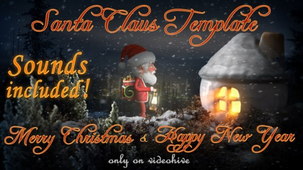 Download Santa Claus - Merry Christmas and Happy New Year nulled download