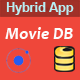 Movie DB Hybrid Firebase App