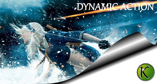DYNAMIC ACTION CINEMATIC