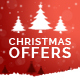 Christmas Offers E-Newsletter + Builder Access - ThemeForest Item for Sale