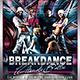 Break Dance Battle Flyer Template V3
