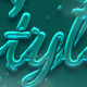 Water Style for Both Brushes and Type  - GraphicRiver Item for Sale