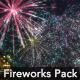 Fireworks Background Pack