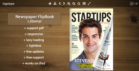 Bundle - FlipBook jQuery - 6