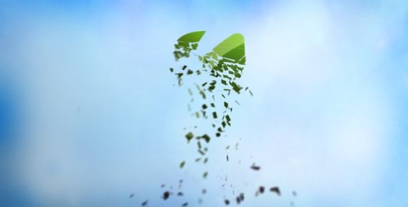 After Effects Project - VideoHive Pieces of logo 165709