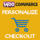 WooCommerce Personalized Checkout Page