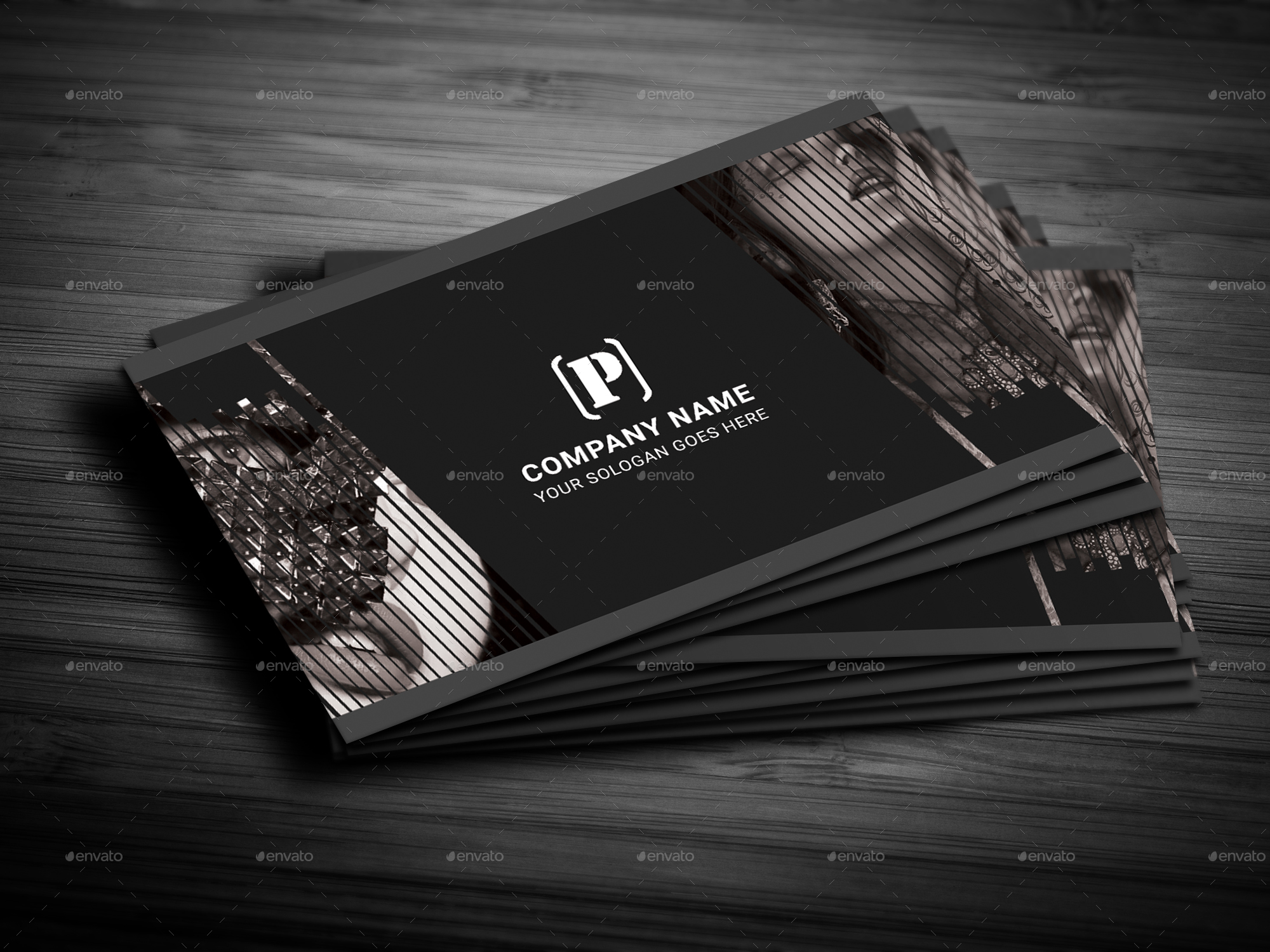 Fashion graphy Business Card by deviserpark