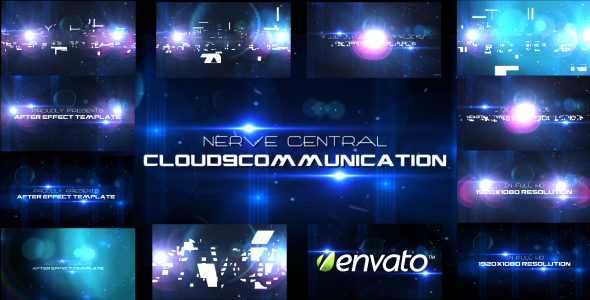 After Effects Project - VideoHive Nerve Central 164937