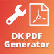 DK PDF Generator - CodeCanyon Item for Sale