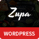 ZupaRestaurant - Business Wordpress Theme - ThemeForest Item for Sale