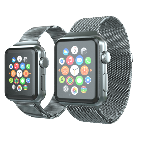 Apple watch v2 - 3DOcean Item for Sale