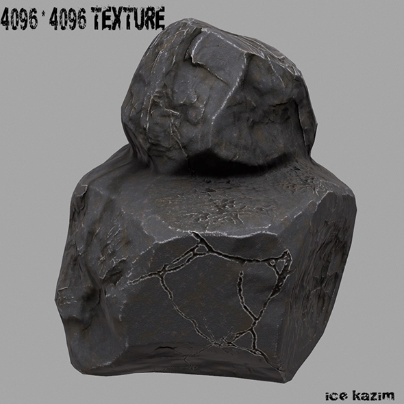 stone_1 - 3DOcean Item for Sale