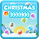 Christmas Bubbles - HTML5 Game Android+AdMob(Capx)