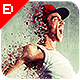 Download Shatter Photoshop Action from GraphicRiver