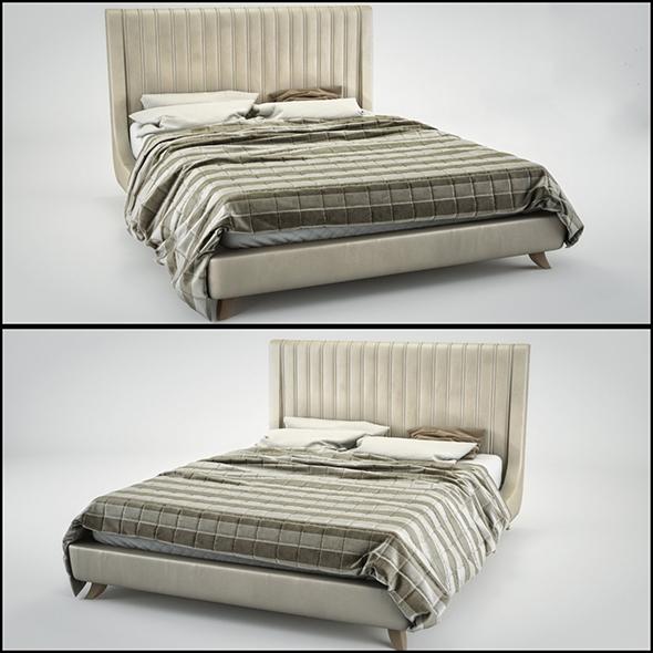 3DOcean Bed Le Fablier Odetta 13978207