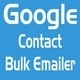 Google Contact Export & Bulk Emailer | Laravel 5